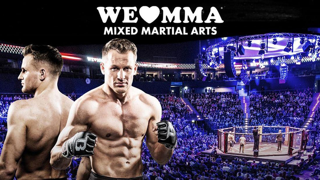 We Love MMA München 2017: Charles Bennet sein Deutschlanddebüt