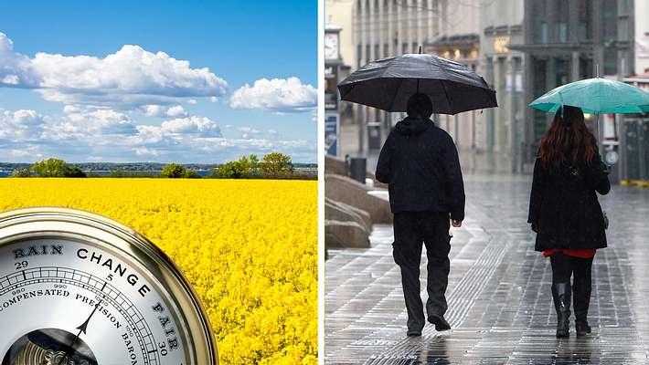 Wetter-Hammer: Temperatur-Klatsche kommt!