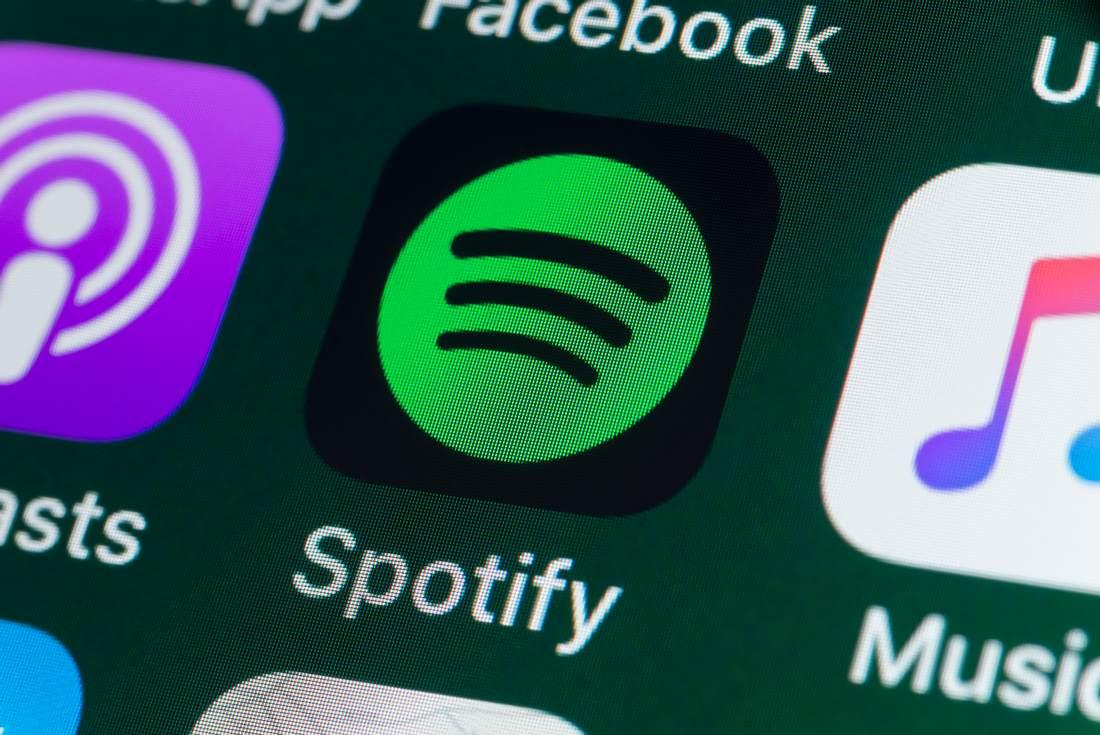 Icon der Spotify-App