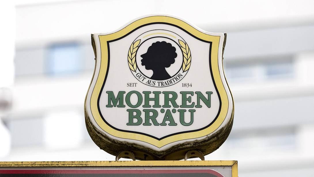 Logo der Brauerei Mohrenbräu - Foto: imago images / CHROMORANGE