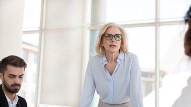 Expertin verrät: Darum haben es Frauen so schwer, in Führungspositionen vorzustoßen