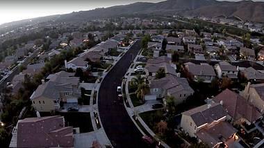 US-Nachbarschaft synchronisiert Weihnachtsbeleuchtung zu Rocksong