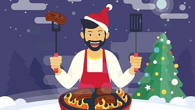 Weihnachtsgrillen: Tipps & Trick für die Weihnachtsgans vom Grill