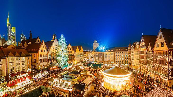 Alle Weihnachtsmärkte 2018 in Deutschland.