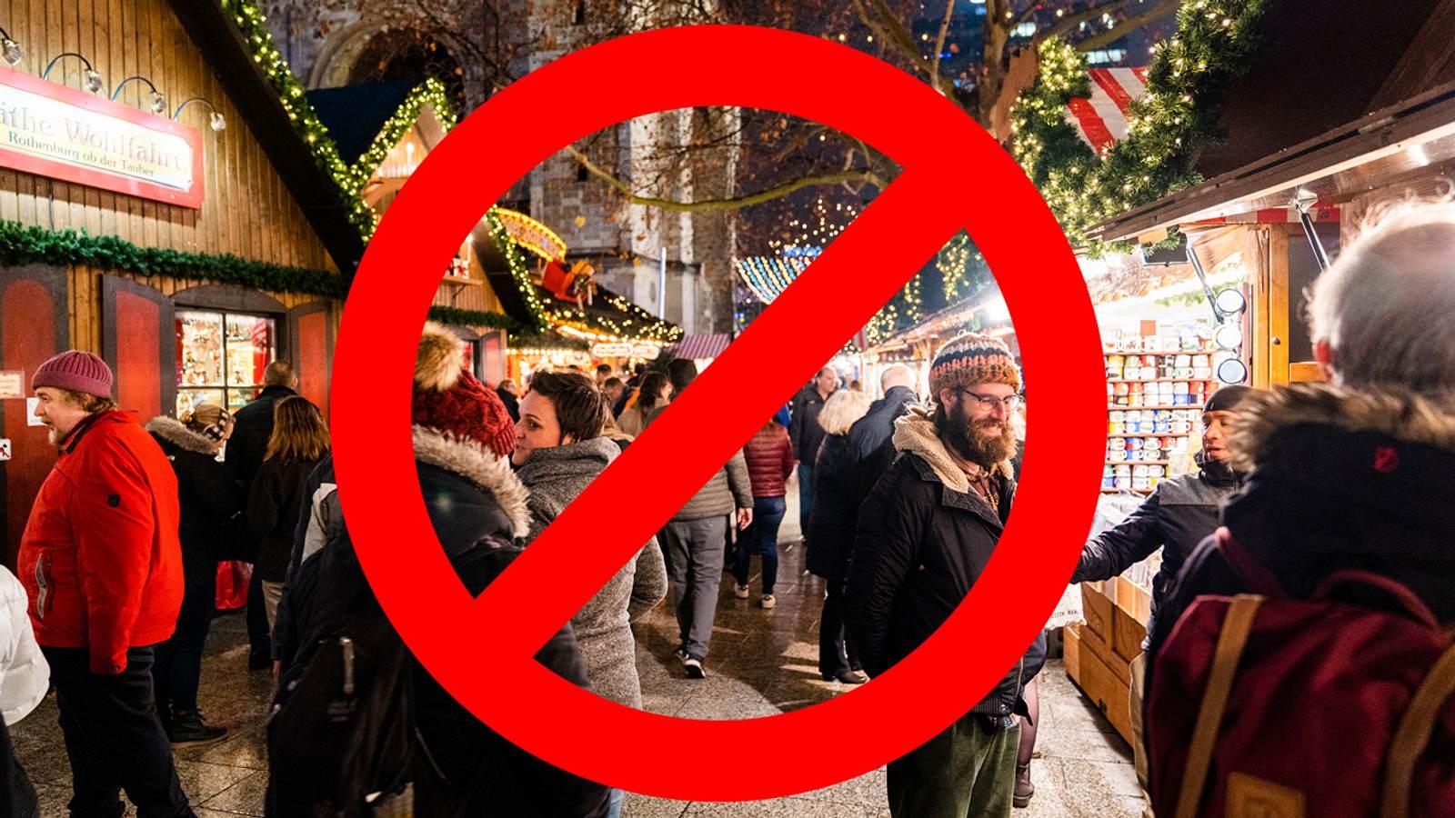 Corona Weihnachtsmarkt
