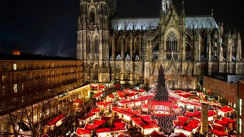 Weihnachtsmarkt Köln: Die spannendsten Märkte 2019