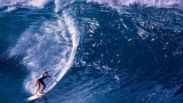 Die Banzai Pipeline am North Shore auf Hawaii - Foto: iStock / tropicalpixsingapore