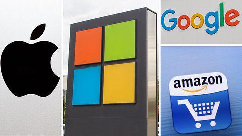 Die wertvollsten Unternehmen der Welt - Foto: iStock / Sigarru / rvolkan / Muhla1 (Collage Männersache)