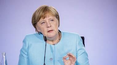 Weshalb sieht man Sie nie mit Maske? – Kanzlerin Merkel kontert provokante Frage