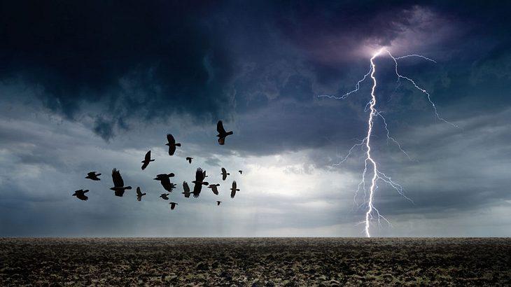 Düstere Wetterprognose für Deutschland (Symbolfoto)