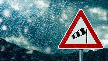 Sturm-Warnung: Hier droht Donnerstag ein Eisorkan