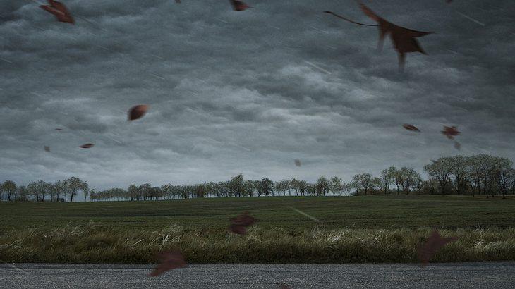 Das Wetter in Deutschland kündigt aktuell den Herbst an (Symbolfoto)