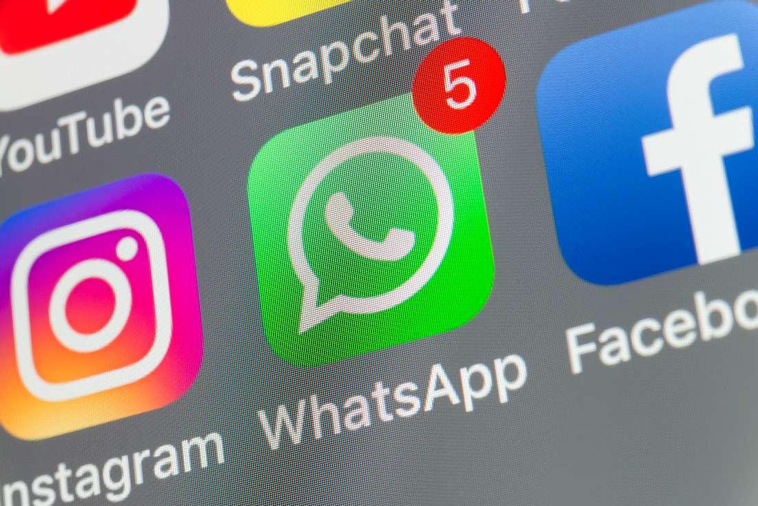 Das WhatsApp-Icon
