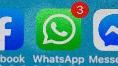 Whatsapp-Logo - Foto: imago images / MiS