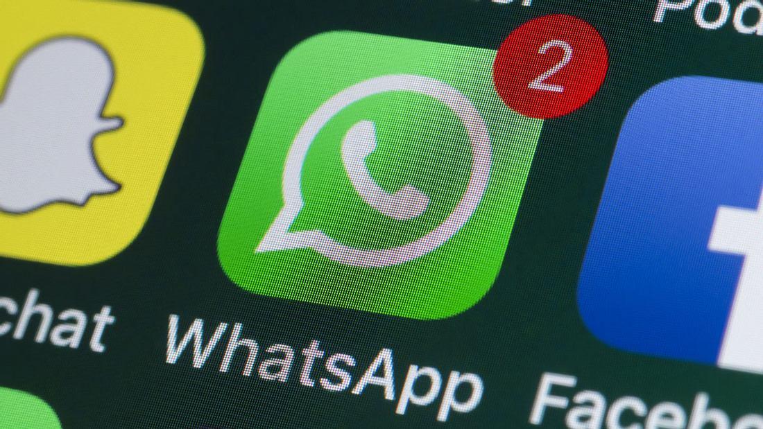 Neuer WhatsApp-Virus entdeckt (Symbolfoto).