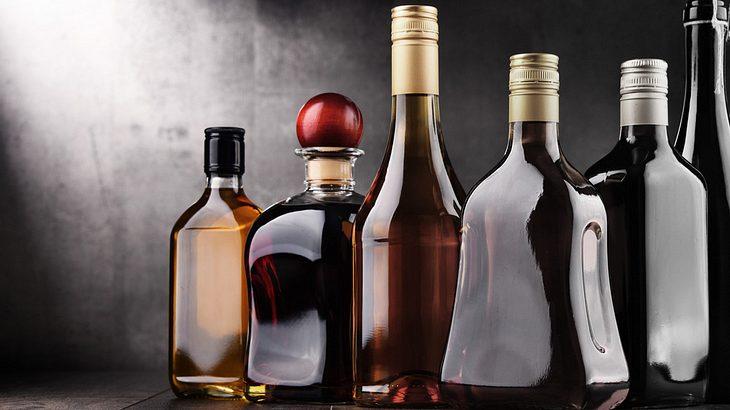 Teure Whiskey-Flaschen gestohlen