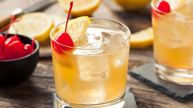 Whisky Sour: Golden Oldie der Bar