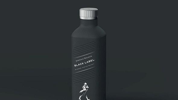 Whisky in Papierflasche - Foto: Diageo Deutschland
