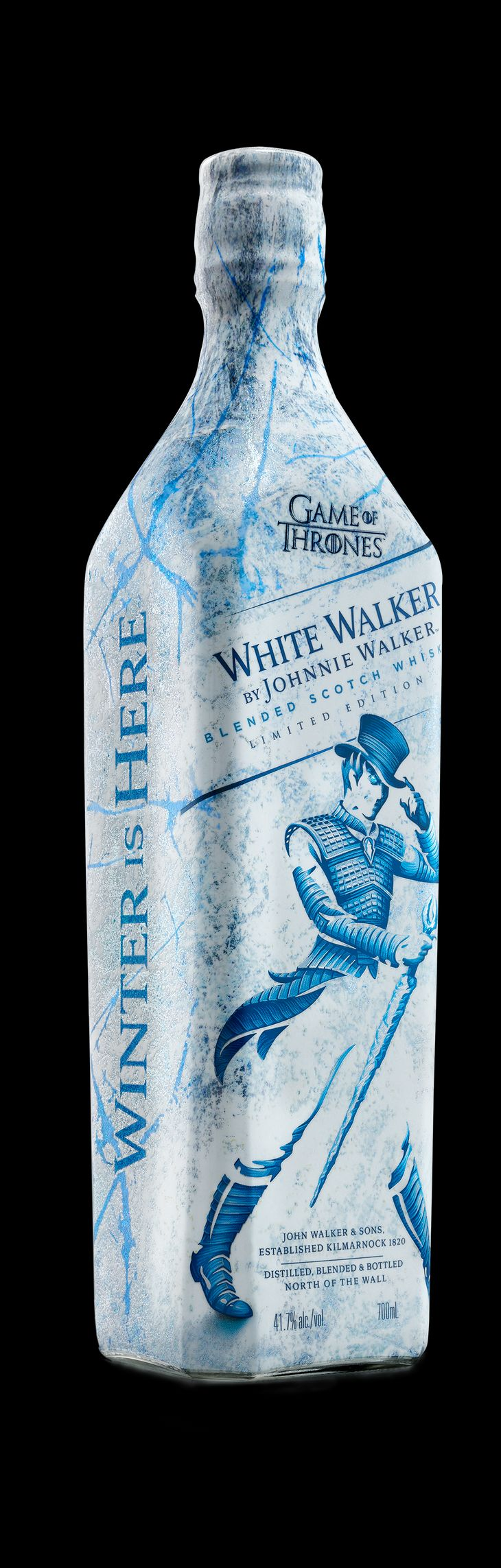 White Walker by Johnnie Walker, GoT-Sonder-Edition