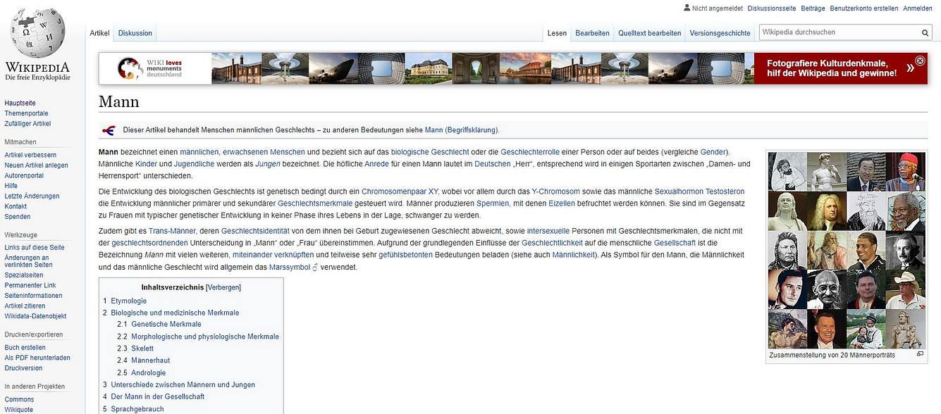 Wikipedia erhält neuen Look