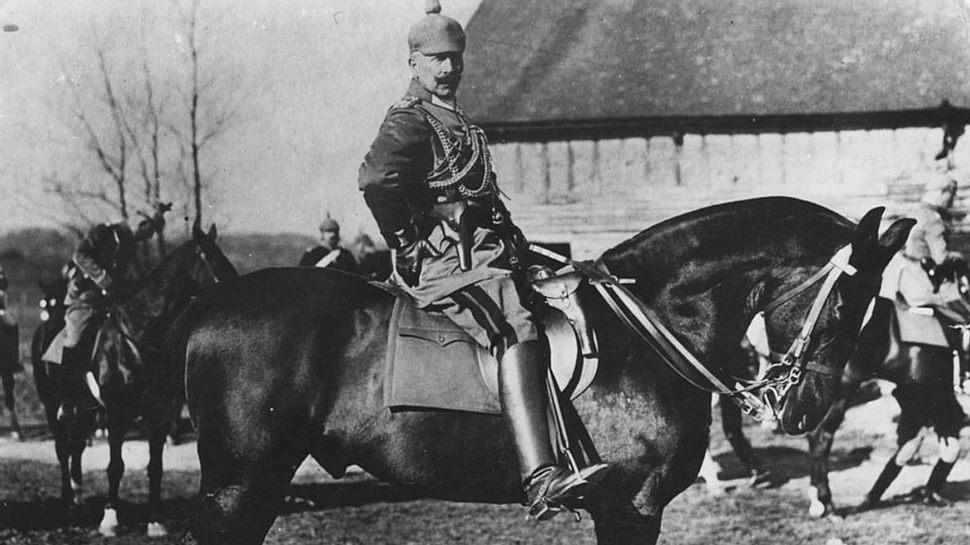 Wilhelm II.: Vom Schwächling zum größenwahnsinnigen Herrscher