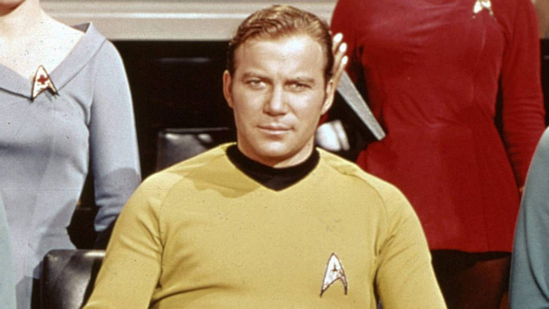 William Shatner (1966)