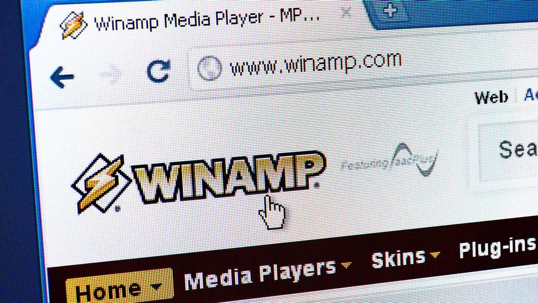 Winamp feiert 2019 geniales Comeback