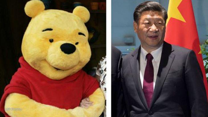 Wegen Ähnlichkeit mit Präsident Xi Jinping: Winnie Pho wurde in sozialen Netzwerken in China zensiert