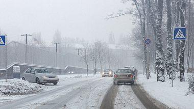 Wintereinbruch in Deutschland - Foto: iStock / Kyryl Gorlov
