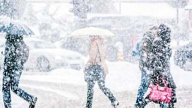 Winterliches Wetter - Foto: iStock / gremlin