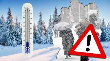 Wintereinbruch - Foto: iStock / Collage Männersache