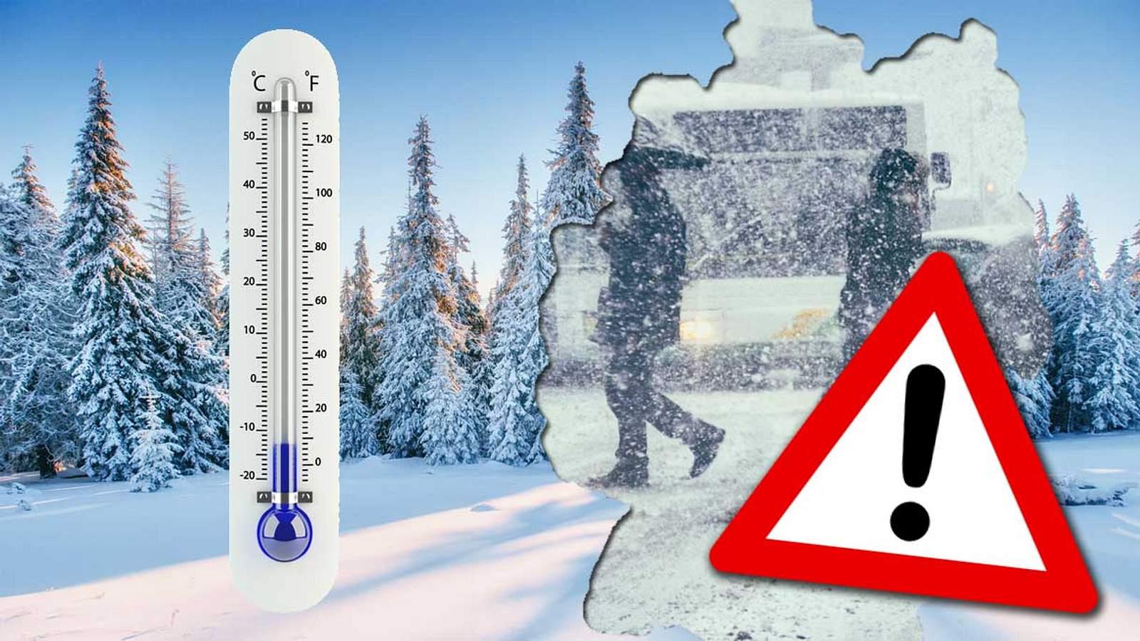 Wetter-Update: Jetzt holt der Winter zum finalen Kälte-Schlag aus