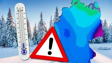 Alarmstufe Rot: Wetterdienste warnen vor gefährlichem Wetterwechsel