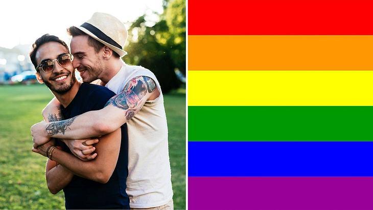 Einer Studie nach sind wir alle schwul