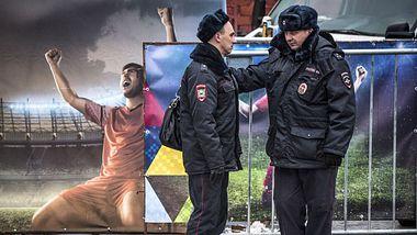 Gras und Koks erlaubt? Russlands unkonventionelle Drogenpolitik zur Fußball-WM - Foto: Getty Images / MLADEN ANTONOV