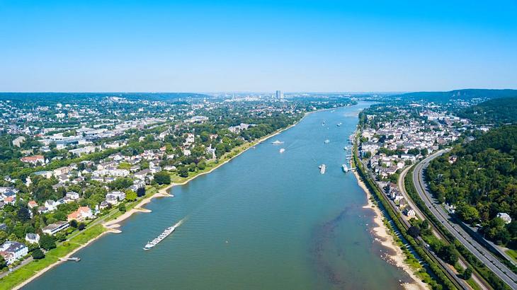 Wo entspringt der Rhein?