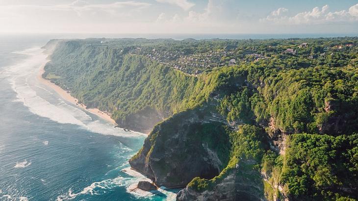 Wo liegt Bali?