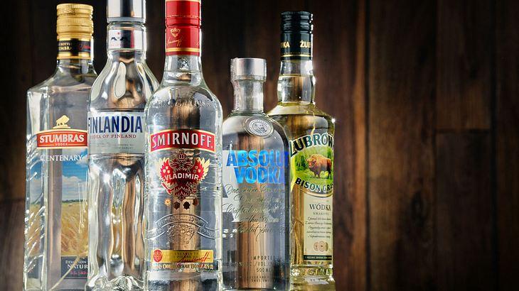 Wie lange ist Wodka haltbar?