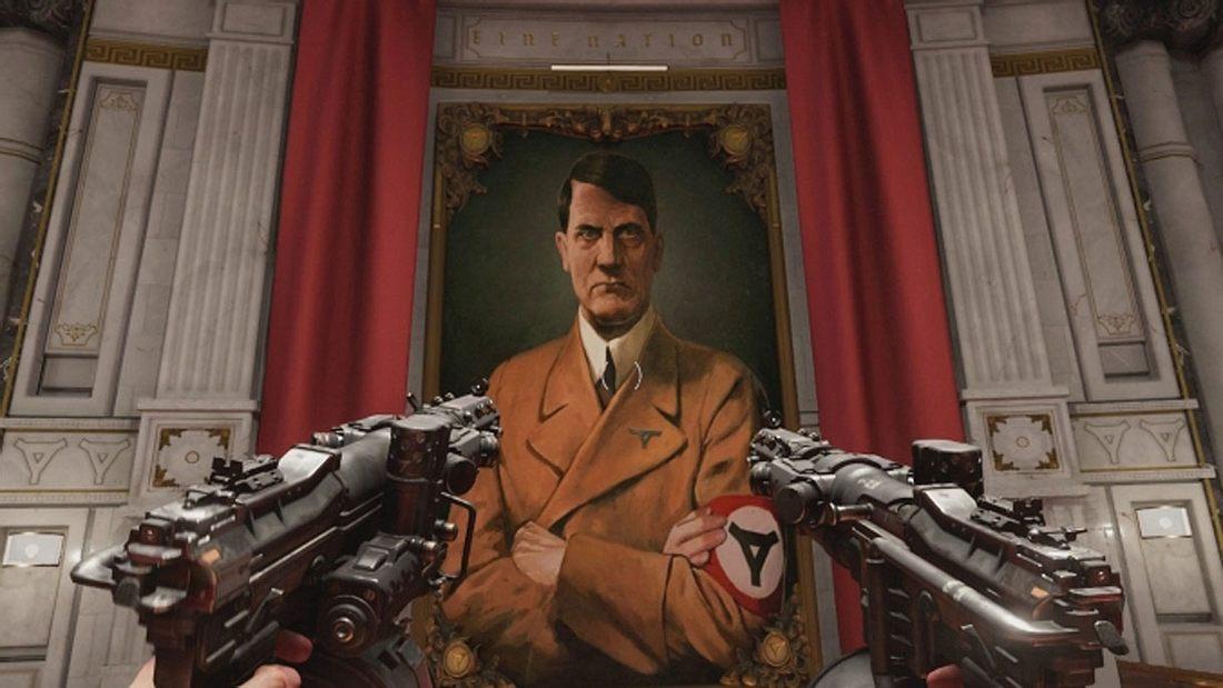 Szene aus Wolfenstein II: The New Colossus
