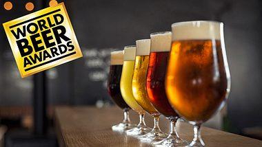 World Beer Awards 2019: Zwei deutsche Biere ausgezeichnet