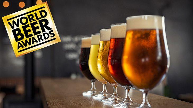 Die World Beer Awards werden jedes Jahr von einer Experten-Jury verliehen
