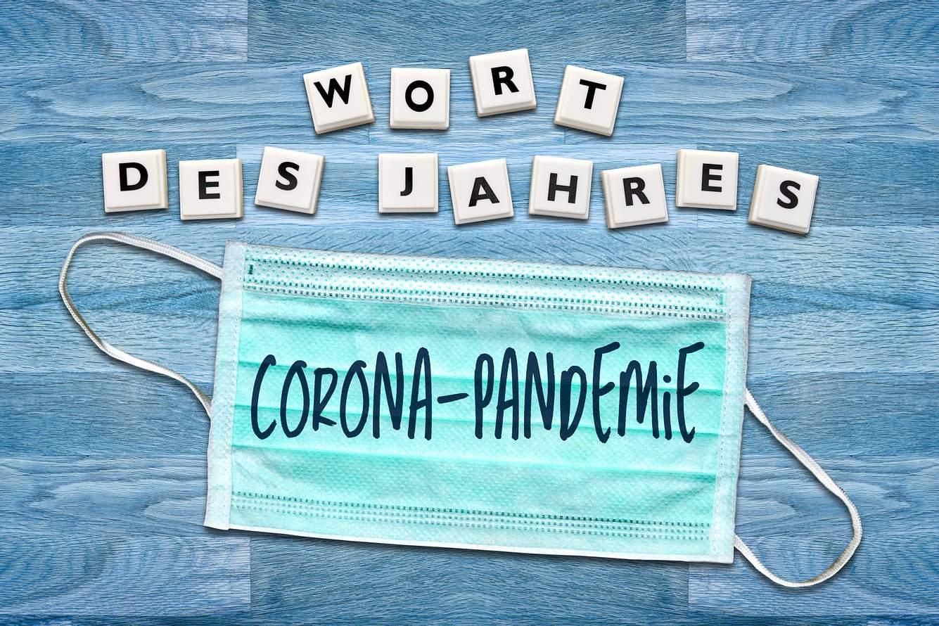 Corona-Pandemie ist das Wort des Jahres 2020