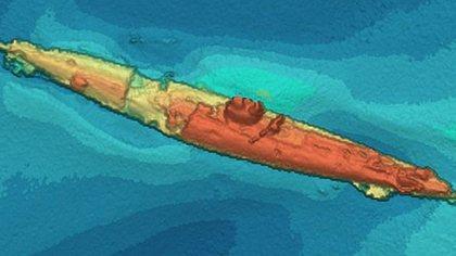 Verschollenes deutsches U-Boot nach 100 Jahren gefunden