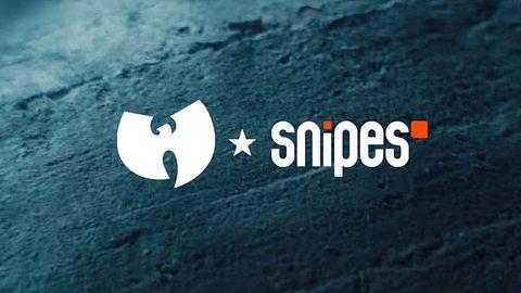 Wu-Tang Forever: Neue Kollektion mit SNIPES - Foto: YouTube / Kanal YouTube