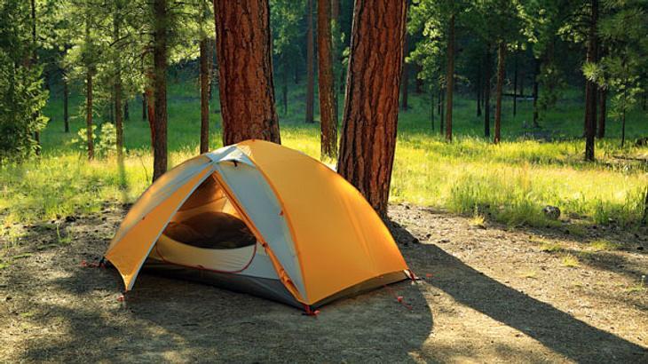 Wurfzelt - Campingzelt - Zelt - Festivalzelt
