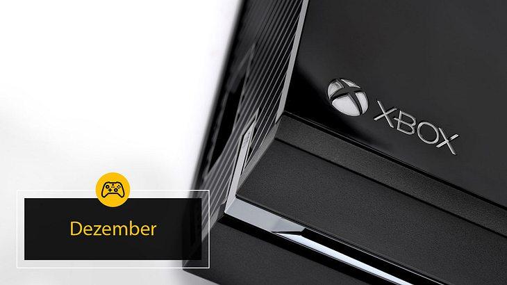 Xbox One Dezember