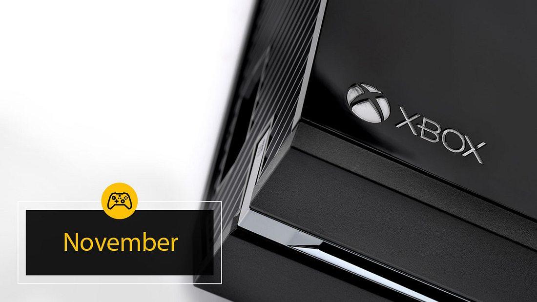 Xbox One Spiele November
