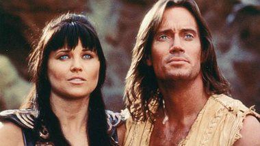 Xena & Herkules