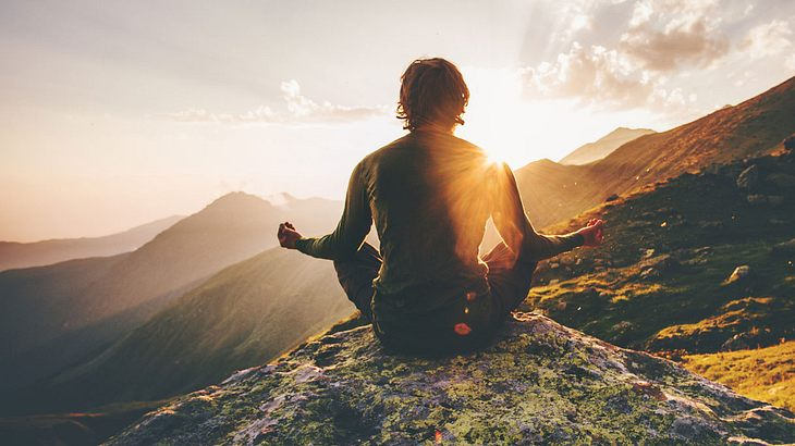 Yoga speziell für Männer (Symbolfoto).