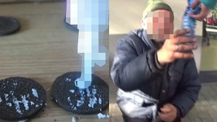 YouTuber gibt Obdachlosem Oreos mit ganz besonderer Füllung